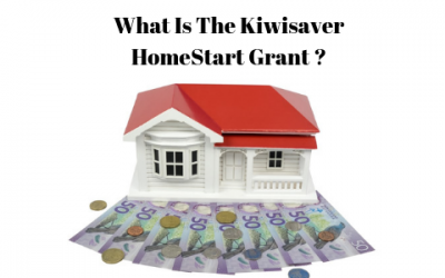 What Is The Kiwisaver HomeStart Grant?